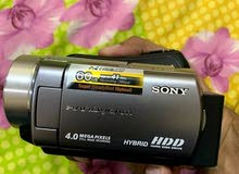 Used camera Sony hdd 600sr