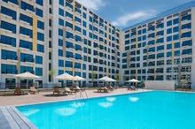 غرفة وصالة في دبي لاند 550 الف بالتقسيط على 60شهر ادفع فقط 55 الف واحجز وحدتكه
