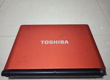 كمبيوتر لابتوب توشيبا