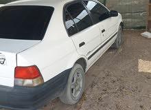 Toyota tercel 1997 used