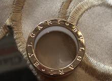 bulgari bzero1 black and white gold rings
