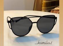 نظاره شمسيه للجنسين متوفر منها اللون الأسود