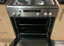 Siemens 4 burner Gass cooker