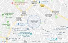 مكتب تجاري في جبل الحسين للايجار