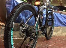 mountain bike folding/26