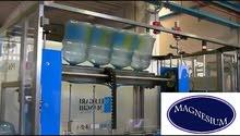 خط تعبئة وتغليف قوارير المياه الصحيه 5  (20 لتر)