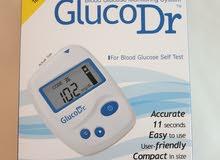 جهاز قياس السكر GlucoDr