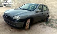 90,000 - 99,999 km Opel Corsa 1999 for sale