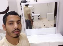 محمد النجار فك وتركيب غرف نوم وادولايب تركيب أبواب تركيب ستائر