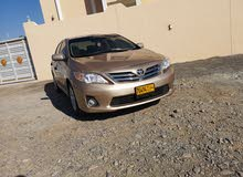 Toyota Corolla 2011 For sale - Gold color