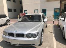 BMW 2004 735 خليجي GCC