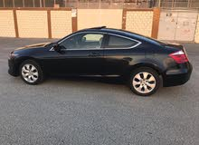 For sale 2008 Black Accord