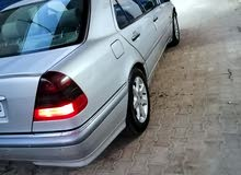 Silver Mercedes Benz C 280 1999 for sale