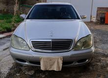 80,000 - 89,999 km mileage Mercedes Benz S 320 for sale