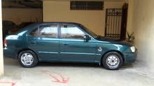 Green Hyundai Verna 1999 for sale