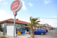 استراحة ومطعم للبيع في اربد