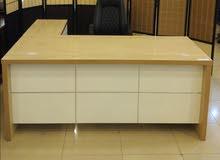 مكاتب بتصاميم مميزة واسعار مغرية