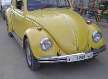 Volkswagen Beetle made in 1980 for sale