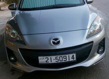 Mazda 3 car for sale 2014 in Amman city