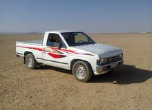 Manual Nissan 1989 for sale - Used - Amman city