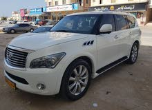 Infiniti QX56 car for sale 2011 in Salala city