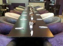 مطعم 5 نجوم للبيع مقابل جامعة عمان الأهلية