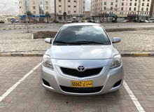 Silver Toyota Yaris 2012 for sale