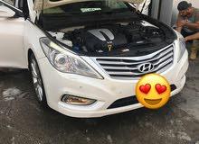 Gasoline Fuel/Power   Hyundai Azera 2014