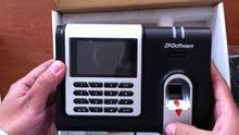 جهاز البصمة zk x628 فقط 199 دينار