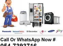 Washing Machine , Dryer , Dishwasher, Refrigerator