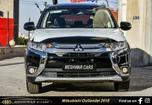 Automatic Mitsubishi Outlander for sale