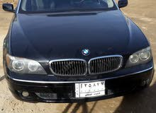 Automatic BMW 2007 for sale - Used - Baghdad city