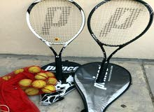 Prince Tennis Rackets & Balls