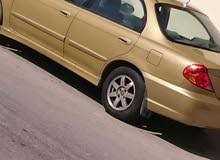 Spectra 2000 - Used Manual transmission