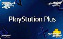 بطاقات  playstation store + xbox live  + EA ACCESS+ xbox game passبافضل الاسعار