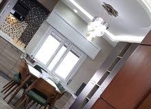 شقة سكنية راقية فخامه في التشطيب في زناته الجديده واثاث راقي والتنفيد إبداع