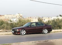 Available for sale! 0 km mileage BMW 520 1993