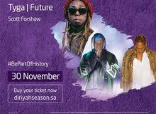 Lil Wayne, Tyga, Future Concert Tickets