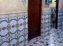 مكتب المؤمل :بيت للايجاريتكون من دوانيه وغرفتين وهول كبيرنظيف جدا