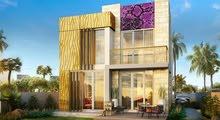 فيلا بتصميم روبيرتو كافالي المصمم الايطالي المشهور وبتسهيلات للدفع ادفع 24% (دبي)