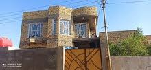 بيت طابقين للبيع مع قطعه جانب البيت