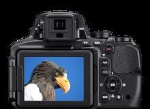 مطلوب كاميرا nikon coolpix B900