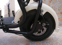 دراجة كهربائية جديدة