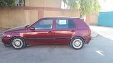 Gasoline Fuel/Power   Volkswagen Golf 1992