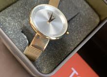ساعة نسائية ماركة TOMS  الأصلية
