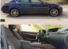 Lexus GS 2016 For sale - Blue color