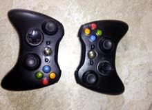 xbox 360 controllers 1controller for 150 dhs