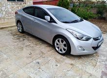 Gasoline Fuel/Power   Hyundai Avante 2012