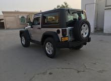 Jeep Wrangler 2012 For sale - Silver color