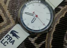 ساعة Lacoste 2655 بحالة ممتازة